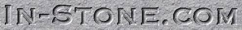 In-Stone.com Logo